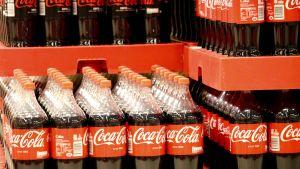 Coca Cola-flaskor