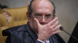 Domaren Gilmar Mendes var en av de fem domare som stödde ex-president Lula i Högsta domstolens omröstning
