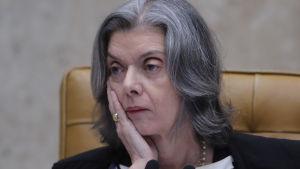 Högsta domstolens ordförande Carmen Lucia röstade mot presidenten