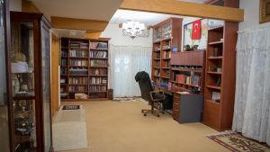 Fethullah Gülens arbetsrum