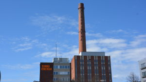 Åbo energis huvudbyggnad