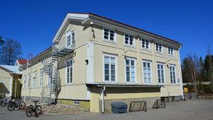 Bennäs skola i Pedersöre