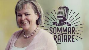 Vegas sommarpratare 2018 Åsa Palviainen.
