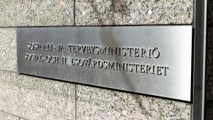 Sosiaali- ja terveysministeriö, Meritullinkatu 8 Helsinki