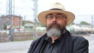 Bild på Kaj Wallenius.