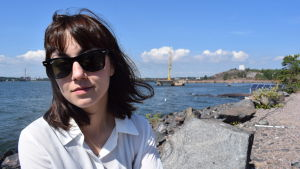 Evelyn Mora har grundat Helsinki Fashion Week.