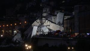 Bro rasade i Italien