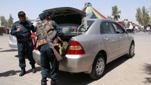Säkerheten har trappats upp i Kabul inför  den religiösa högtiden Eid-al Adha