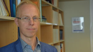 Kai Kakko är professor i miljörätt vid Helsingfors universitet.