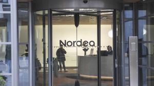 Nordeas huvudkontor i Helsingfors