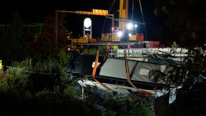 Bussolycka i Kuopio