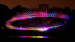 Lasershow.