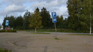 Våningshus planeras till Korsgrundet i Jakobstad