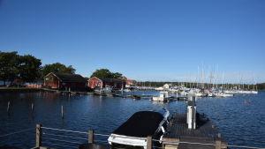Norra hamnen, bild tagen från baywatch.