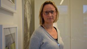 Micaela Romantschuk-Pietilä är verksamhetsledare för Förbundet hem och skola i Finland.