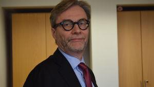 Markku Mäkijärvi är HUS projektansvariga för nya patientdataprojektet Apotti.