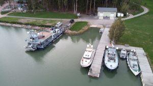 Airiston Helmis fastighet Villa Ybbersnäs 23.9.2018.