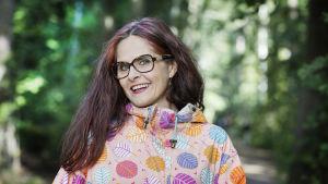 Toimittaja Liisa Vihmanen