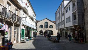 Pontevedra, Spanien