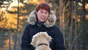 kuvassa ilmastoaktivisti Laura Kolehmainen