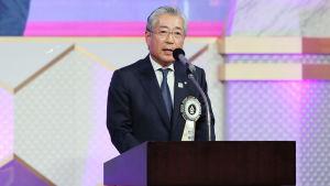Tsunekazu Takeda misstänks för korruption.