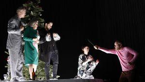 Wintersonnenwende-pjäsen i Berlin 2015.