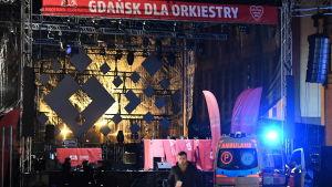 Ambulans i Gdansk