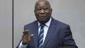 Elfenbenskustens ex-president Laurent Gbagbo
