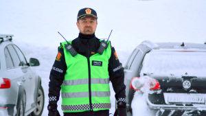 Polisens insatsledare John-Kåre Granheim