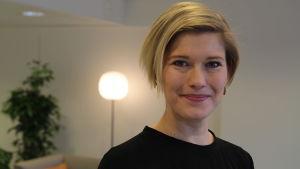 Aktia ekonomisti Heidi Schauman