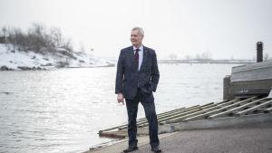 SDP:n pj Antti Rinne