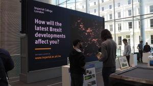 Screen på Imperial College London