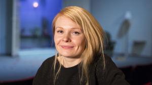 Regissören Saara Turunen.