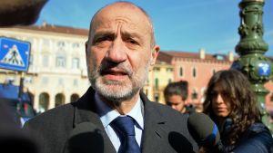 Massimo Gandolfini abortmotståndare och ledare för Family day i Italien