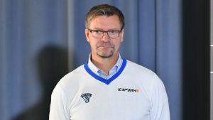 Finlands chefstränare Jukka Jalonen.