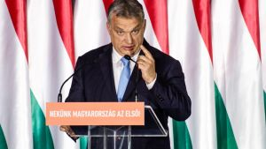 Viktor Orbán öppnar Fidesz valkampanj 5.4.2019