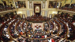 Parlamentet i Spanien