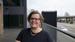 Pamela Granskog från Utbildningstyrelsen