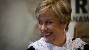 Nyzeeländska sopranen Kiri Te Kanawa