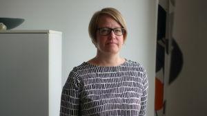 Pia Lindfors är verksamhetsledare för Flyktinghjälpen i Finland.