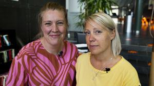 Pia Öhman ja Marika Koivunporras-Jansen , Prakticum