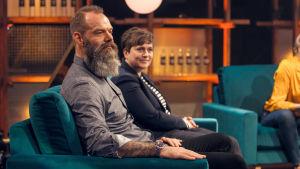 Sarjan kakkosjaksossa tavataan Silvia Modig ja Teemu Potapoff.