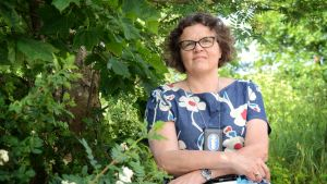 eläinpoliisin rikoskomisario Anne Hietala