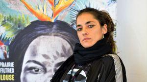 Bild på rapparen Sara Hebe.