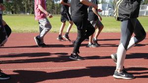 viittomakieliset liikuntaa