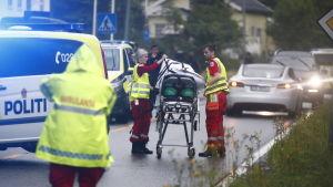 Skottlossning i Bærum, Norge