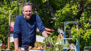 Strömsös kock Anders Samuelsson