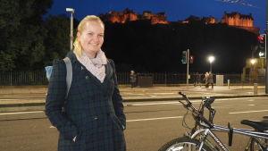 Jenni Brodie i Edinburgh