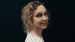 Författaren Monica Vikström-Jokela