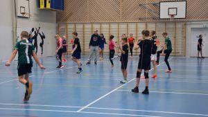 Idtrottsklasserna i Korsholms högstadium